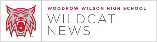 Woodrow Wilson High School Wildcat News