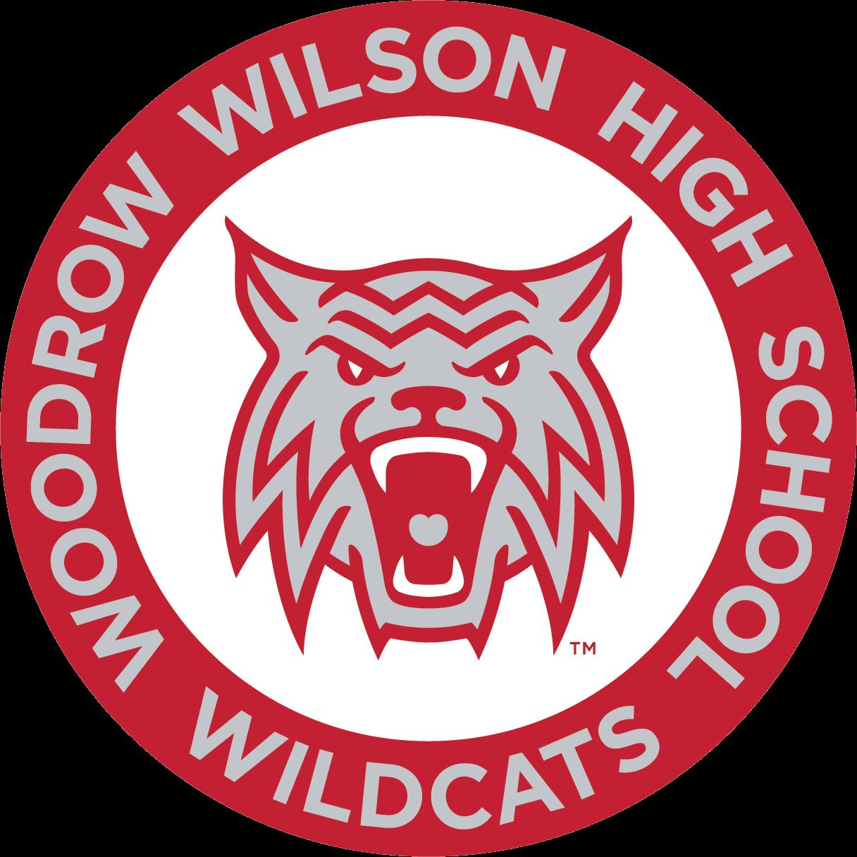 Woodrow Wilson Wildcat logo