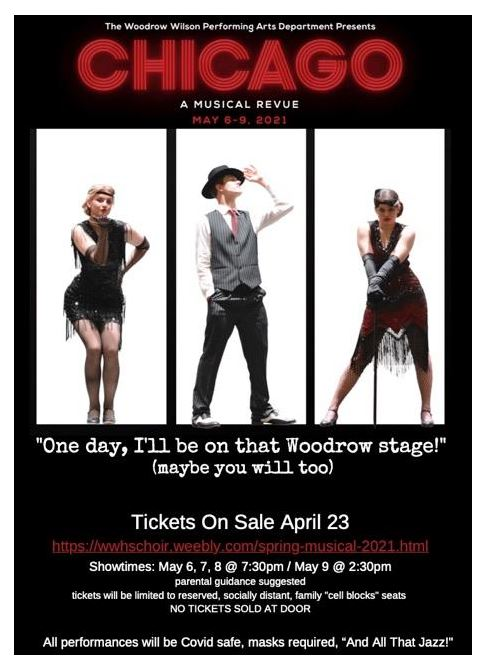 Buy your tickets to Chicago